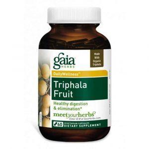 Трифала, Gaia Herbs, 60 капс