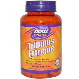 Трибулус Экстрим, Now Food, 90 капсул