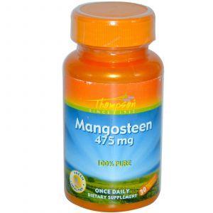 Мангостин, Thompson, 475 мг, 30 кап