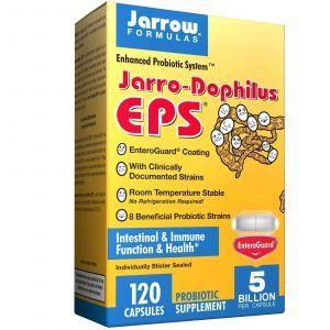 Пробиотики, Jarrow Formulas, супер формула, 120 капсул