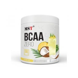 Аминокислоты ВСАА вкус пинаколада, Nutrition BCAA Zero, MST, 330 г