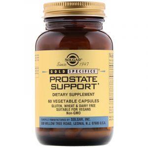 Здоровье простаты (Prostate Support), Solgar, 60 капсул (Default)