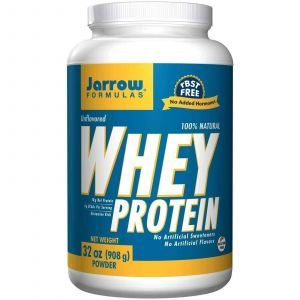 Сывороточный протеин, Jarrow Formulas, 908 г