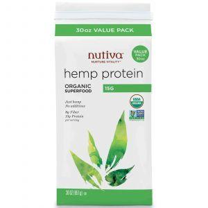 Конопляный протеин, Nutiva, 851 гр