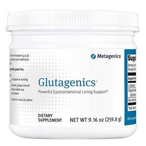 Здоровье желудочно-кишечного тракта, Glutagenics, Metagenics, порошок, 260 г