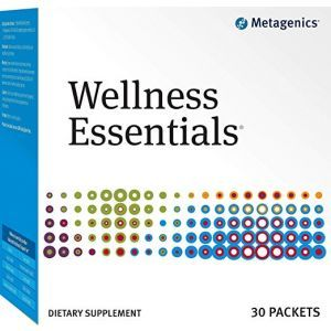 Мультивитамины и минералы, Wellness Essentials, Metagenics, 30 пакетов