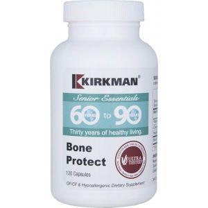 Поддержка костей, 60+, Kirkman Labs, 120 капсул