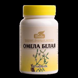 Омела белая, Biola, 90 таблеток