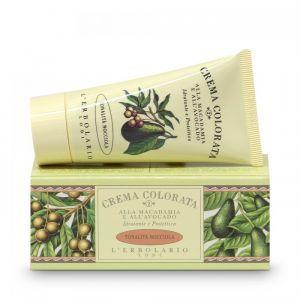 "Крем тональный ""Грецкий орех"" №2, Crema Colorata Macadamia-Avocado-Nocciola, L'Erbolario, 50 мл"