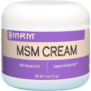 Крем с метилсульфонилметаном, MSM Cream, MRM, 113.4 грамма (Default)