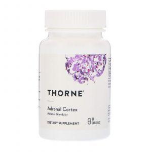 Адренал, поддержка надпочечников, Adrenal Cortex, Thorne Research, 60 капс. (Default)