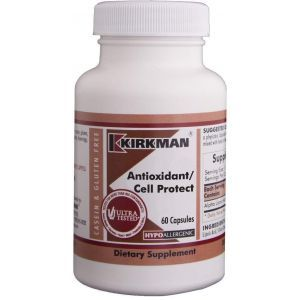 Антиоксиданты, Kirkman Labs, 60 капсул