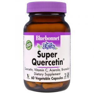 Кверцетин (Super Quercetin), Bluebonnet Nutrition, 60 капсул (Default)