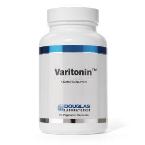 Варитонгин поддержка вен, Varitonin Veins and Circulatory System, Douglas Laboratories, 60 капсул