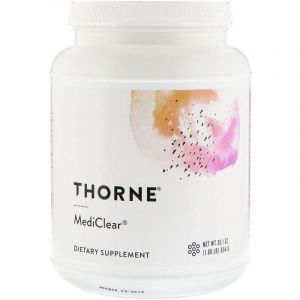 Чистка печени, MediClear, Thorne Research, 854 г. (Default)
