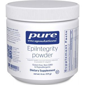 Поддержка целостности желудочно-кишечного тракта, EpiIntegrity, Pure Encapsulation, порошок, 171 г