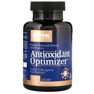 Антиоксидант оптимизатор, Antioxidant Optimizer, Jarrow Formulas, 90 таблеток (Default)