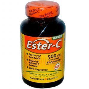 Эстер С, American Health, 500 мг, 120 капсу