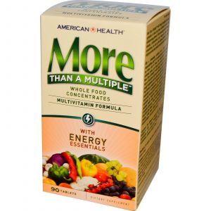 Мультивитамины, American Health, 90 таблеток