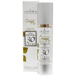 Антивозрастной крем после 30,Aroma Naturals, 60 г