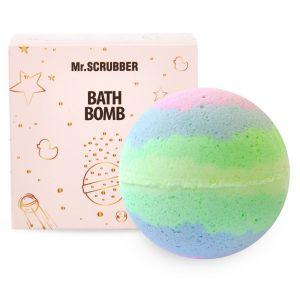 Бомбочка для ванн тропик, Bath Bbombs, Mr. Scrubber, в подарочной коробке, 200 г