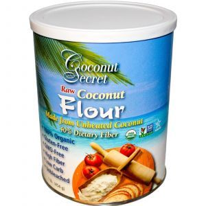 Кокосовая мука, Coconut Secret, 454 гр