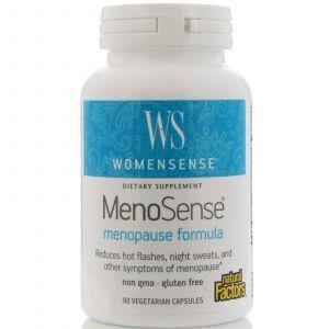 Витамины при менопаузе, Natural Factors, 90 кап