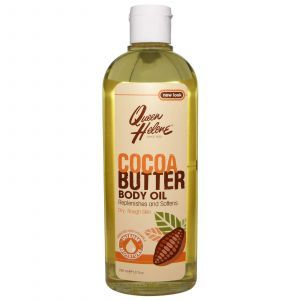 Масло какао для тела, Cocoa Butter Body Oil, Queen Helene, 296 м