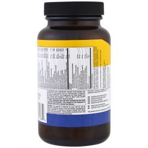 Мультивитамины для мужчин, Multivitamin & Mineral, Country Life, 120 таб