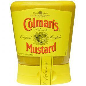 Горчица английская, English Mustard, Colman's, 150 г