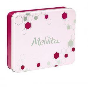 Пустая металлическая коробка, Melvita, для упаковки, 1 шт