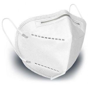 Маска защитная для лица KN95, одноразовая,1 шт