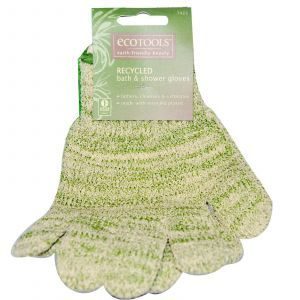 Перчатка-мочалка для тела, EcoTools, 1 пара.