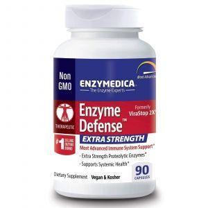 Ферменты для иммунитета, Enzymedica, 90 кап.