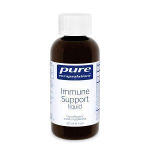 Жидкость для Поддержания Иммунитета, Immune Support liquid, Pure Encapsulations, 120 мл
