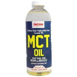 Масло СЦТ, MCT Oil, Jarrow Formulas, 591 мл