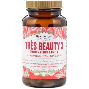 Формула красоты, Tres Beauty 3, ReserveAge Nutrition, 90 капсул