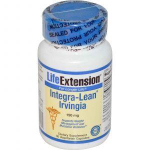 Африканский манго, Life Extension, 150 мг, 30 капсул