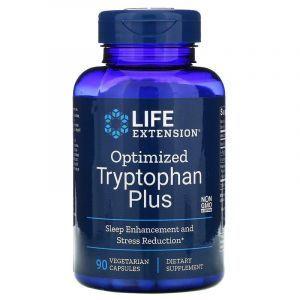 Триптофан плюс (Tryptophan Plus), Life Extension, 90 капсул (Default)