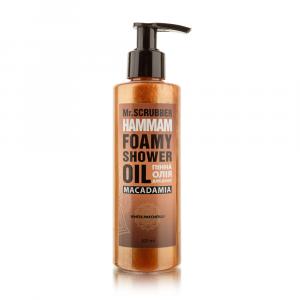 Пенное масло для душа Хаммам, Shower oil,  Mr. SCRUBBER, 200 мл