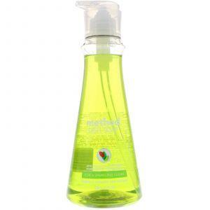 Средство для мытья посуды, лайм + морская соль, Dish Soap, Lime + Sea Salt, Method, 532 мл