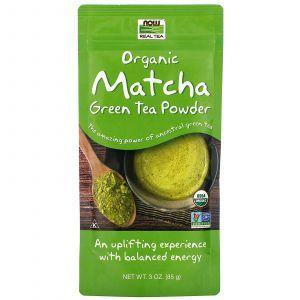 """Матча, зеленый чай """"Белый дракон"""", White Dragon Matcha, Sun Potion, порошок, 55 г"""