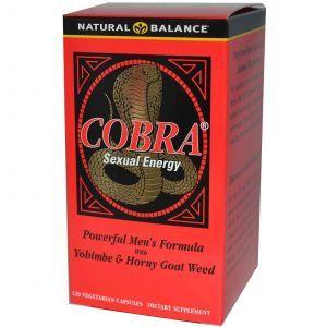 Репродуктивное здоровье мужчин, Natural Balance, 120