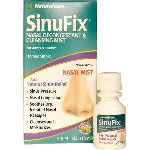 Назальный спрей, Nasal Mist, Natural Care, 15 мл