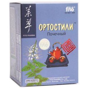 Ортостили фиточай, Fito Pharma, почечный, 20 пакетиков по 1.5 г