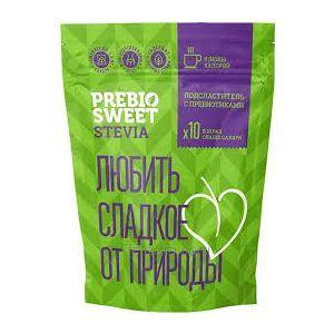 Заменитель сахара, Prebiosweet Stevia, 150 г