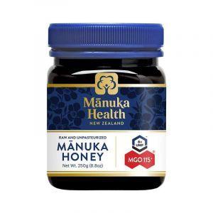 Манука мед, Manuka Health, MGO 100+, (250