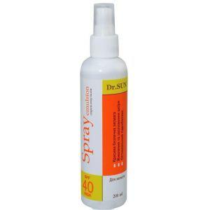 Спрей-эмульсия для загар SPF40, Фармаком, 200 мл