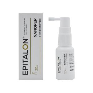 Эпиталон, Epitalon, Khavinson peptides, оральный спрей, 20 мл