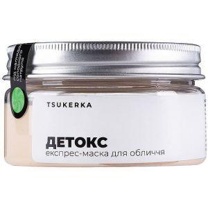 Экспресс-маска для лица, Детокс, Tsukerka, 85 г